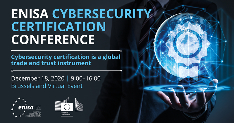 CYRENE is attending ENISA Cybersecurity Certification Conference