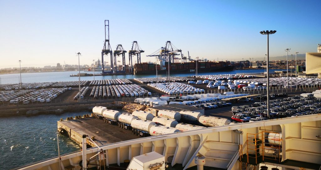 Conformity Assessment in port Supply Chains