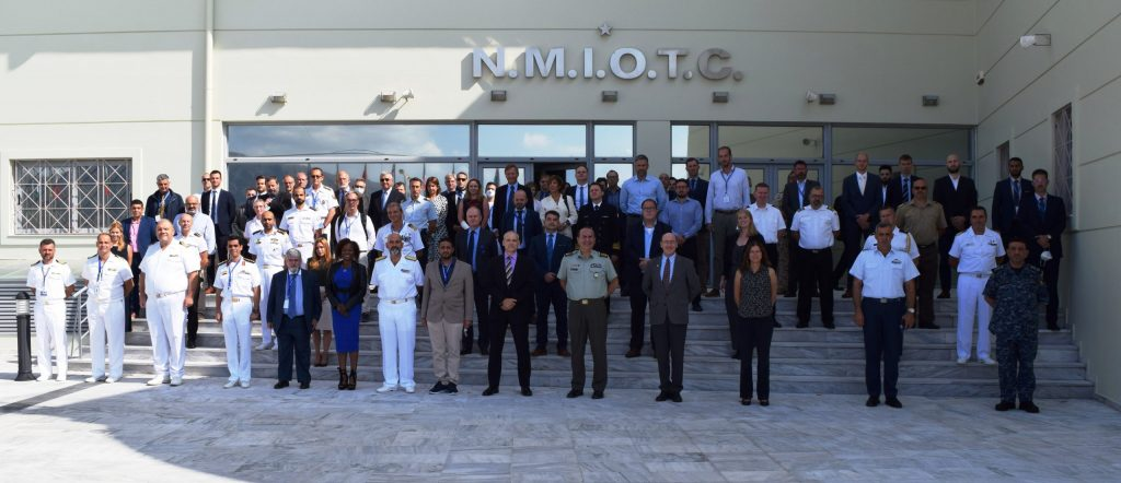 5th NMIOTIC Cyber Security conference participants